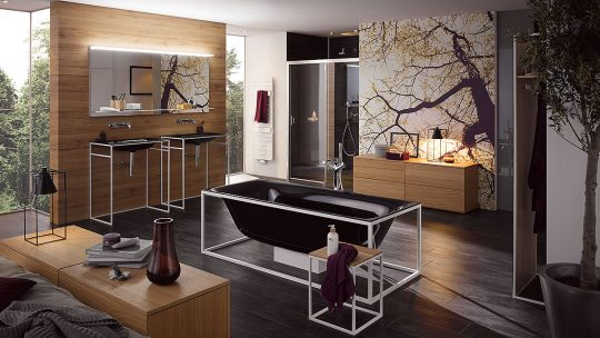 5 Tipps fürs Männer-Bad – Duschkabine, Heizkörper & Co. - Kermi