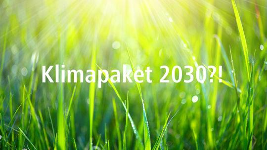 Fachbegriffe Klimapaket Kermi