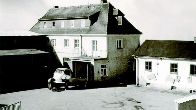Kermi im Jahr 1960