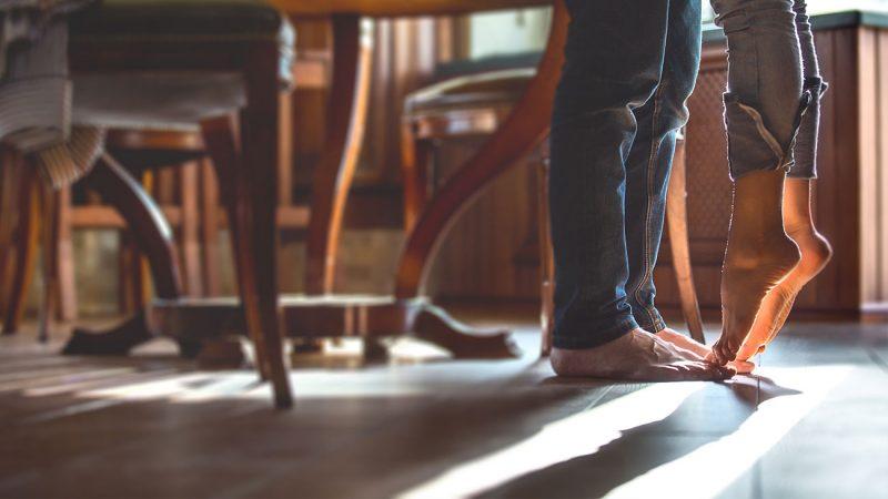 Kermi perfekte Raumtemperatur mit Fußbodenheizung