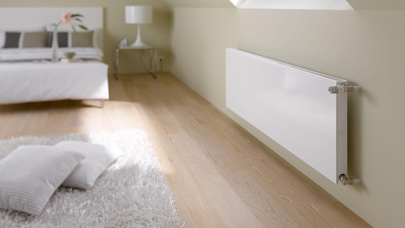 renovierung leicht gemacht energieeffiziente flachheizk rper f r dein zuhause kermi blog. Black Bedroom Furniture Sets. Home Design Ideas