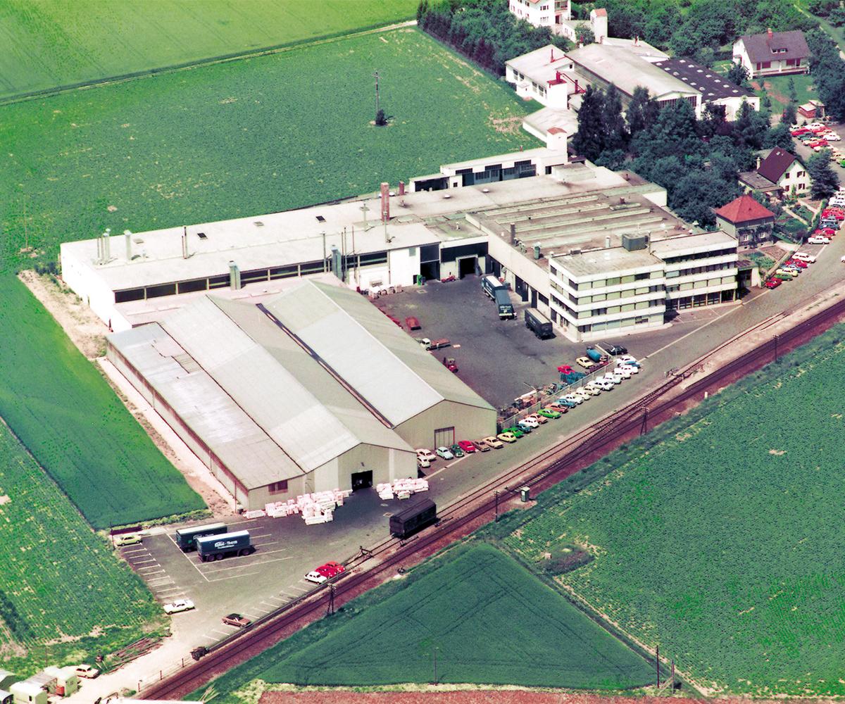 Standort Plattling 1976