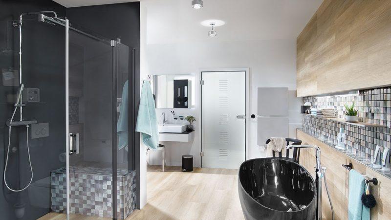 Voll ins Schwarze - 6 Tipps fürs Badezimmer - Kermi Blog