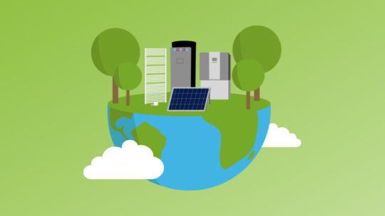 Strom aus Photovoltaik optimal nutzen