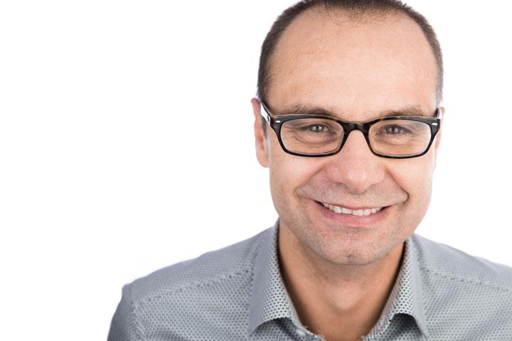 Günther Kasper - Fachgebietsleiter Produktmanagement Wärmepumpensysteme